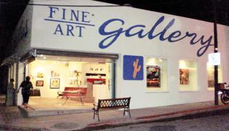 Golden Cactus Gallery, Cabo San Lucas, Baja California Sur, Mexico
