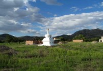 Jhampa Shaneman Canatlan Durango Meditation Retirement Retreat
