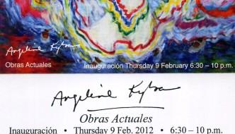 Angeline Kyba eStudio Art Opening, February 9, 2012, Puerto Vallarta