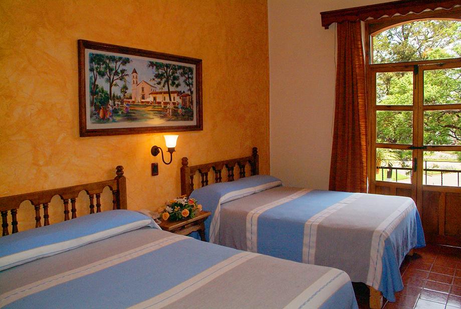 El Gran Hotel Patzcuaro