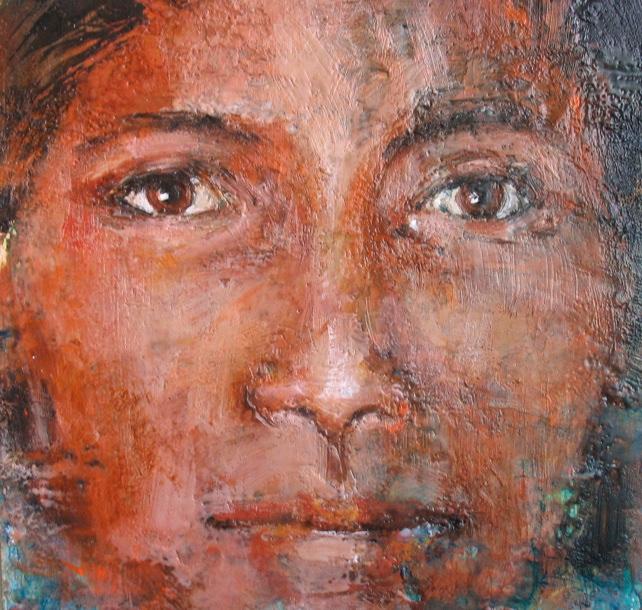 Ezshwan Winding - Encaustic Artist - San Miguel de Allende, Mexico