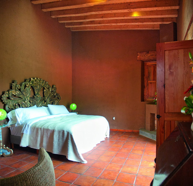 Hotel  Boutique Hacienda Ucazanaztacua, Patzcuaro, Michoacan