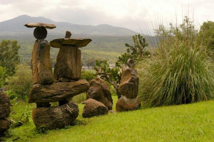 Maestro Juan Torres Calderon, Mountain View Garden Sculptures