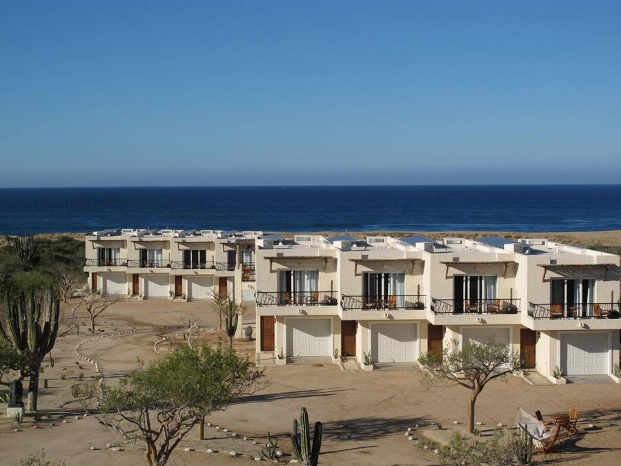 Prana Del Mar, Todos Santos, Baja, Guestrooms_East