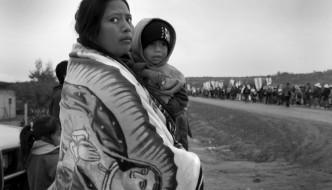 Walk Against Domestic Violence, January 24, 2012, San Miguel Allende, Guanajuato, Mexico