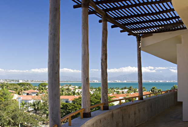 La Joya Huanacaxtle Condos Puerto Vallarta Ocean View