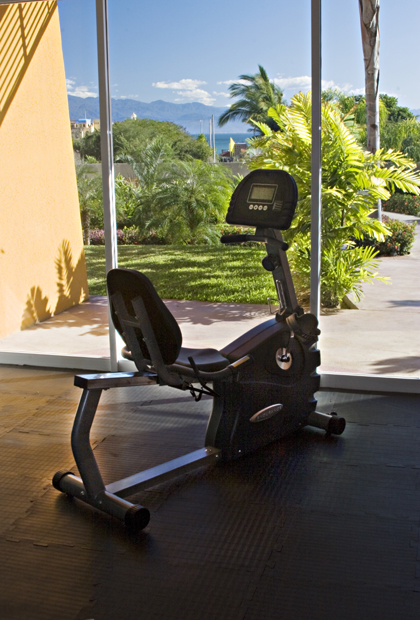 La Joya Huanacaxtle Riviera Nayarit Fitness Center