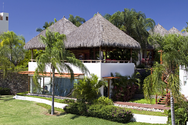 Punta Esmeralda 20 acres terraced tropical gardens