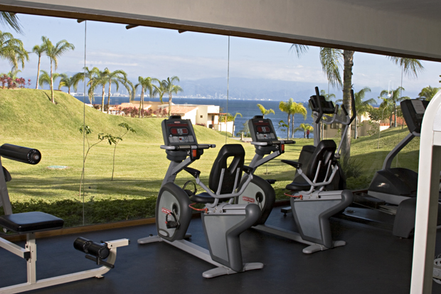 Punta Esmeralda Fitness Center Spa La Cruz Mexico