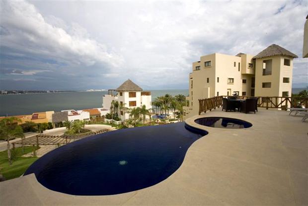 Punta Esmeralda Oceanview Infinity Pool Nayarit Mexico