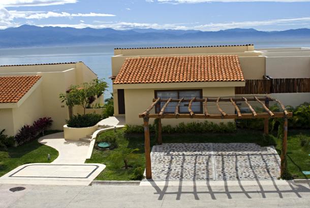 Punta Esmeralda oceanfront condos villas homes Mexico