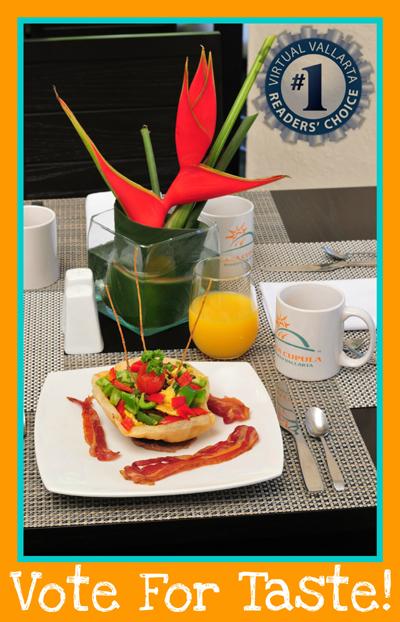Puerto Vallarta Diners Choice - Taste Restaurant Casa Cupula
