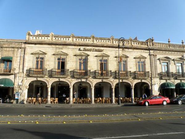Casino Hotel - Best Western - Morelia, Michoacan