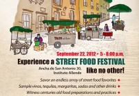 Street Food Festival Feed the Hungry SMA
