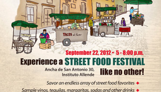 Feed the Hungry San Miguel 2ndAnnual Street Food Festival – September 22, 2012