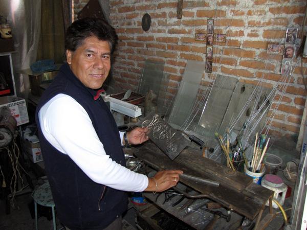 Gregorio Juarez Sanchez - San Miguel de Allende