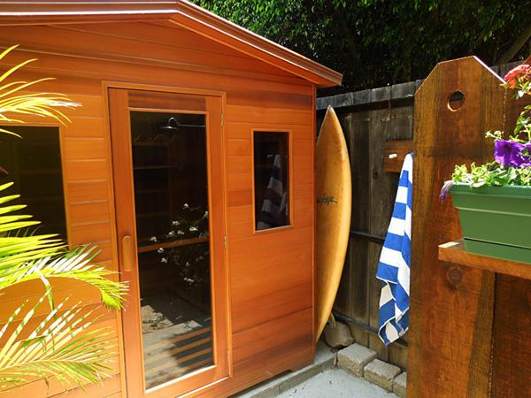 Guesthouse Sauna