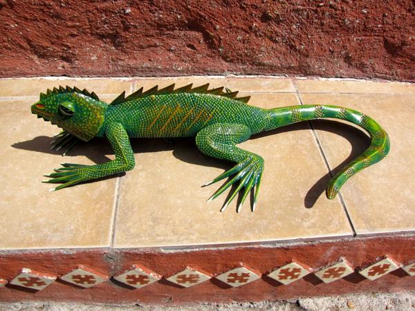 Lizard - Gregorio Juarez Sanchez