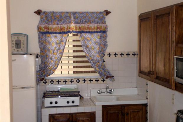 Kitchen Casa Las Palmas Barra de Navidad