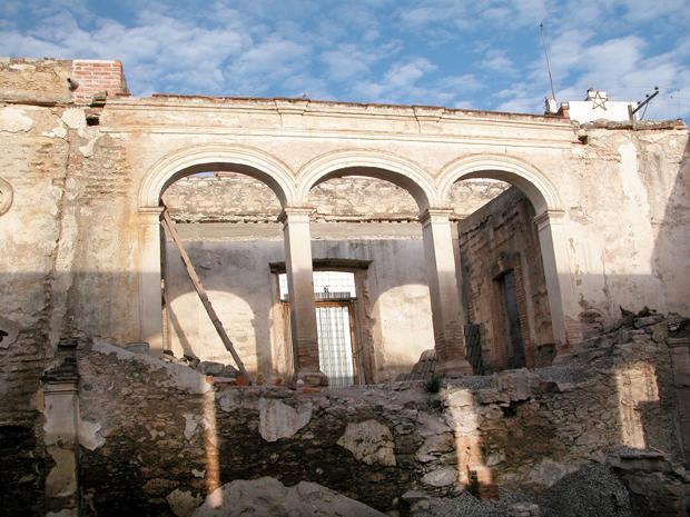 Mineral de Pozos, San Miguel Allende area