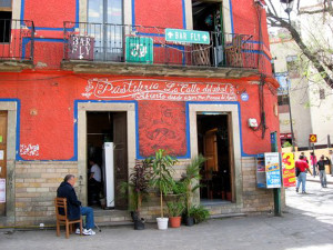 Bakery, Guanajuato - Candace George Thompson, Author