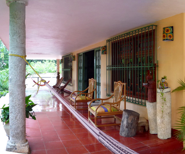 Casa Hamaca Guesthouse Hammock Mexico