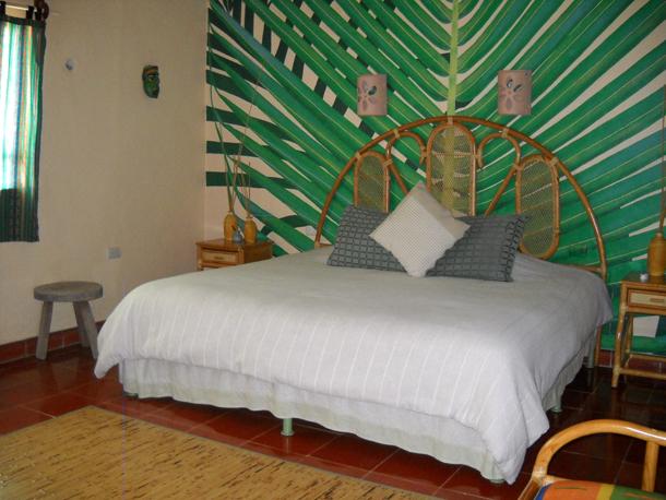 Casa Hamaca Yucatan Romantic Guestroom