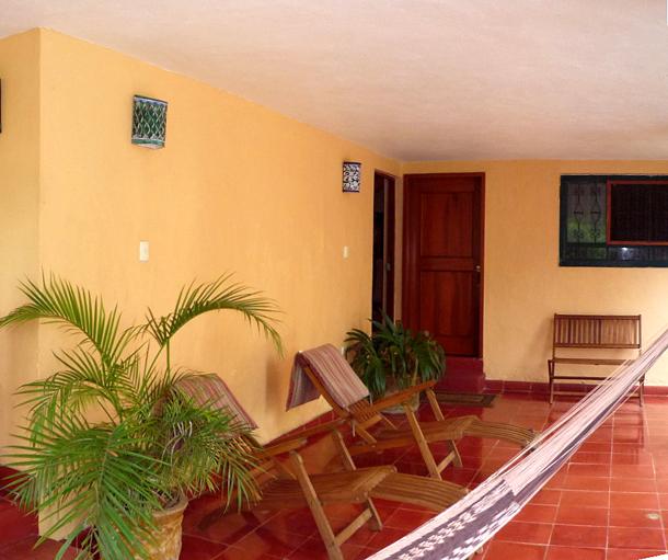 Hamaca Guesthouse Yucatan Mexico