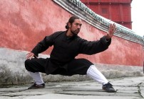 David Wei Qi Gong at Temple