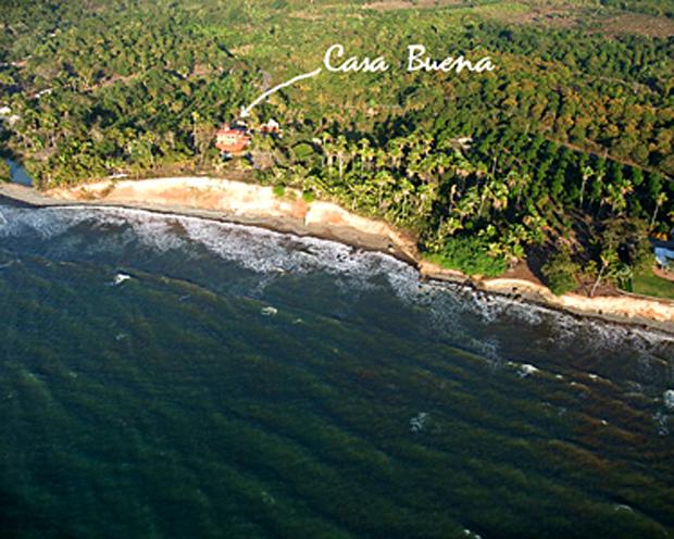 Casa Buena - Aerial View