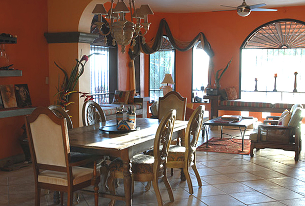 Casa Buena - Living & Dining Room