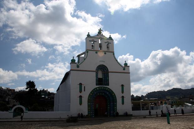 KARMATRAILS DMC  - San Juan Chamula