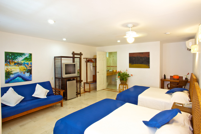 Xperience Illusion Boutique Hotel - Playa del Carmen - Mirage Guest Room
