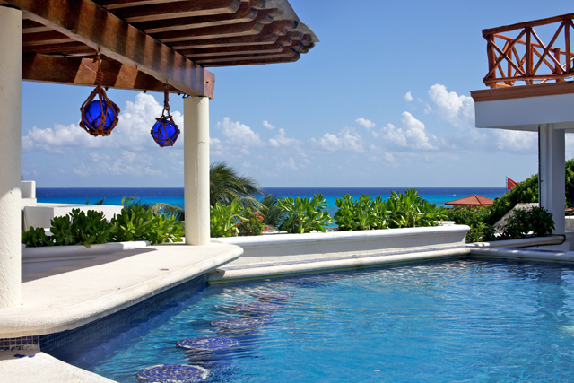 Xperience Illusion Boutique Hotel - Playa del Carmen - Terrace Pool