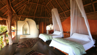 Haramara Rustic Luxury Yoga Retreat